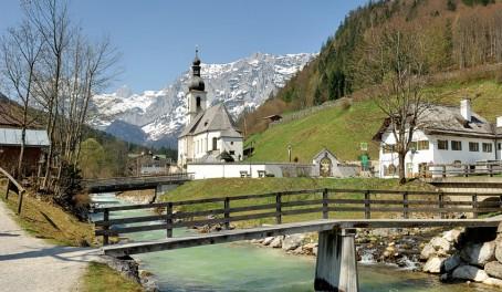 Wellness Urlaub Berchtesgadener Land