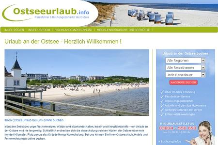 www.ostseeurlaub.info